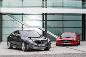 mercedes amg presents s 65 amg and sls amg gt final edition