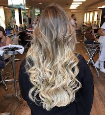 umbra hair ash brown platinum beach blonde ombre hair extensions glam seamless