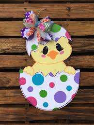 door hanger easter door hanger door hanger egg door
