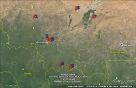 Map Of Mali Keep Peace Corps Out Of Mali Bridges From Bamako
