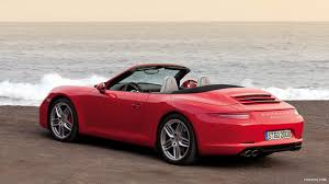 porsche carrera red porsche 911 carrera s cabriolet 2012 rear hd wallpaper 23