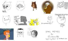 Art Owl Meme - grokenos82 alexander deviantart