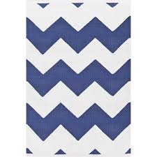 Outdoor Rugs Sale Free Shipping by Chevron Denim White Indoor Outdoor Rug The Outlet
