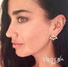 eddera earrings pin by eddera jewelry on wearing eddera