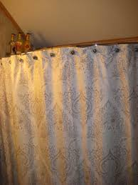 Nickel And Bronze Decorative Curtain by Stylish Brushed Nickel Curtain Rods U2014 The Homy Design