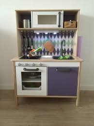 ikea duktig kitchen pimped with limmaland stickers added some