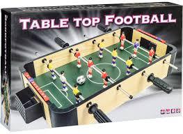 table top football games mini table top football