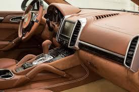 Porsche Cayenne Interior - porsche cayenne tuning fab design 5 images fab design upgrades