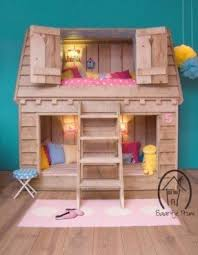 House Bunk Beds Doll House Bunk Beds Foter