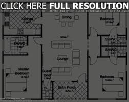 Free Bungalow Floor Plans 4 Bedroom Bungalow Plan Structure Modern House 1099 Luxihome