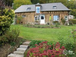 Tudor Style Cottage Gîte Self Catering For Rent In Authou Iha 18719