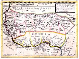 Scramble For Africa Map by The Scramble For Africa