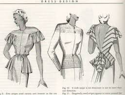 dress design draping and flat pattern vintage bulletin the vintage clothing blog 05 09