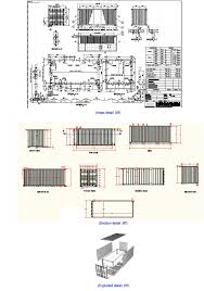 Shipping Container Home Plans Shipping Container Construction Details Container House Design