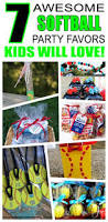 halloween party goodie bags best 25 softball party favors ideas on pinterest baseball