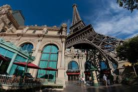 experience las vegas reviews of kid attraction eiffel tower experience las