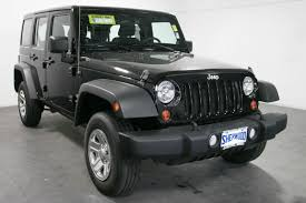 2013 used jeep wrangler unlimited for sale salisbury md near
