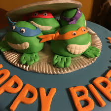 colors sophisticated ninja turtles happy birthday card with hd