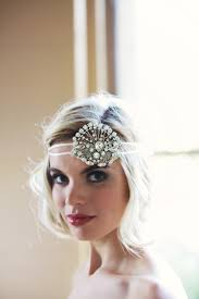 1920s headband 1920s headband liberty deco weddings