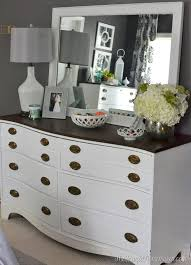 Dressers Bedroom Furniture Dresser And Mirror Makeover Master Bedroom Furniture