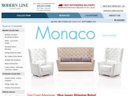 Modern Line Furniture Reviews by A2z Home Center Rated 3 5 Stars By 2 Consumers A2zhomecenter Com