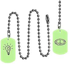 ceiling fan pull chain set ceiling fan pull chain set glow in the dark tags light bulb and
