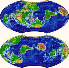 Map Projection What The Hedgehog Sang Tilting The Globe