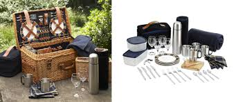 Picnic Basket Set An Unforgettable Outing Fall Picnic Essentials