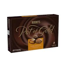 Kitchen Collection Hershey Pa by Amazon Com Hershey U0027s Pot Of Gold Milk And Dark Chocolate