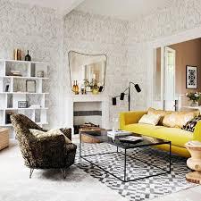 Interior Design Living Room Wallpaper Basement Living Room Wallpaper Ideas 4 Home Nobby For Small