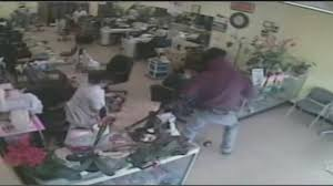 nail salon robbery suspects wanted for shooting in nw harris