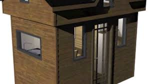 the nook tiny house design and plans youtube