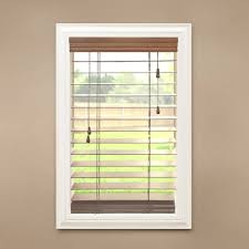 2 faux wood blinds at walmart blinds ideas