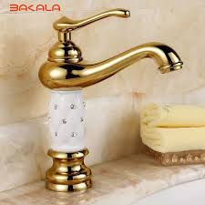 High Quality Bathroom Faucets by Compare Prices On Brass Crystal Bathroom Faucet Online Shopping