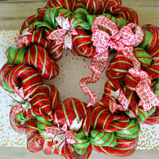 easy christmas wreath tutorial fresh idea studio