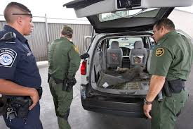 u s customs border protection vehicle inspection flickr