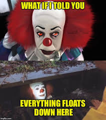 Scary Clown Meme - 20 scary clown memes that ll haunt you at night sayingimages com