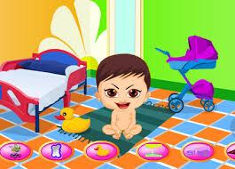 jeux de dans sa chambre jeu de bébé dans sa chambre