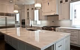 Herringbone Marble Backsplash by Gray Marble Herringbone Kitchen Backsplash Ellajanegoeppinger Com