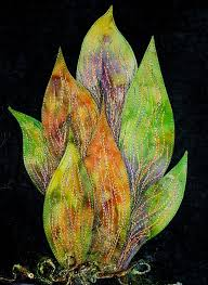 Painting Designs 25 Best Thread Painting Ideas On Pinterest Bird Embroidery