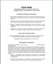Surgical Tech Resume Samples by Sample Resume For Automotive Http Jobresumesample Com 1084