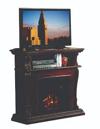 home theater tv stand classic flame corinth home theater electric fireplace