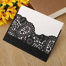 Cheap Party Invitation Cards Online Get Cheap Red And Black Wedding Invitations Aliexpress Com