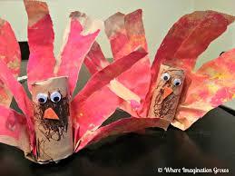 toilet paper turkey craft toilet paper roll crafts simpe thanksgiving turkey craft