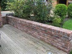 garden walls built by frogheath landscapes community garden