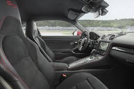 porsche cayman 2015 interior 2018 porsche 718 cayman boxster gts make 365 hp