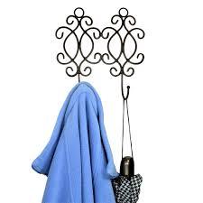 Home Decor Au by Zoxoro Com Au Decorative Wall Mounted Black Metal Hook Garment