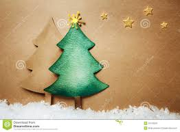 paper craft chsitmas trees royalty free stock photos image 34753528
