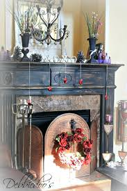 painting fireplace mantel best 25 painted fireplace mantels ideas