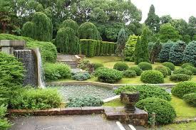 Sloping Garden Ideas Photos Patio Ideas For Sloping Gardens Images Landscaping Gardening Ideas